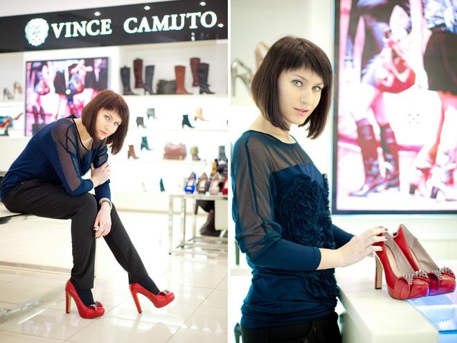 Конкурс Vince Camuto