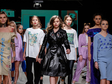 Junior Fashion Week четвертий день