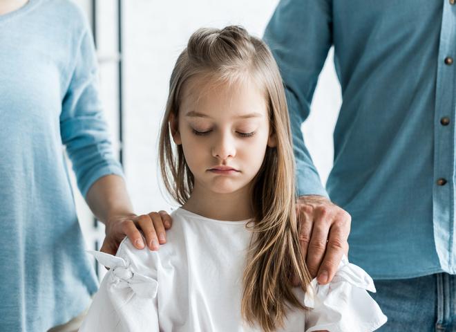 Депресія у дитини