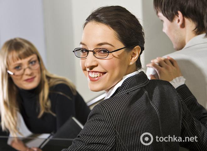 Як зробити кар'єру жінці?