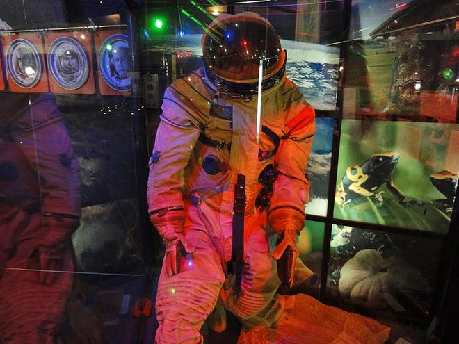Музей космонавтики, Житомир