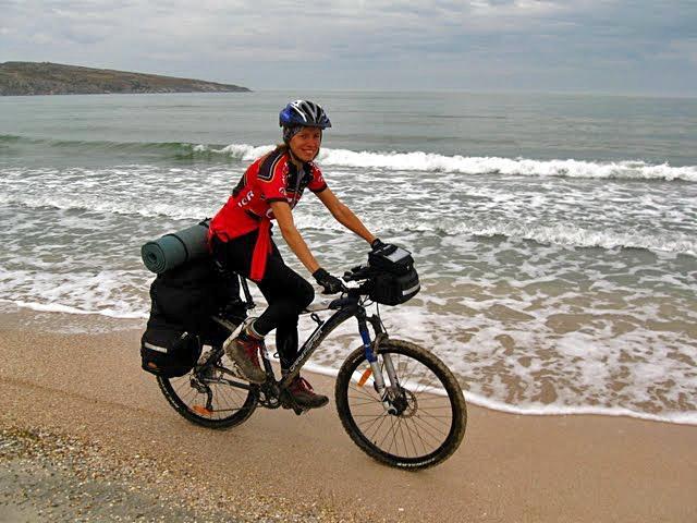 Велосипедні маршрути Україна: Крим