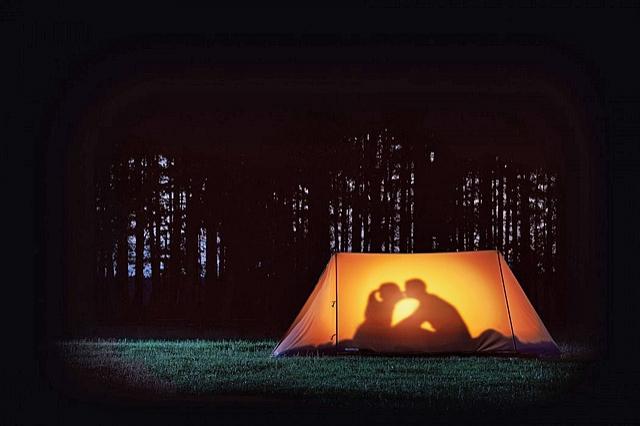 Намети для мандрівників: Палатка-кавун