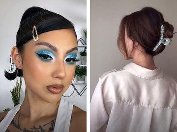 Модные причёски из TikTok 2021