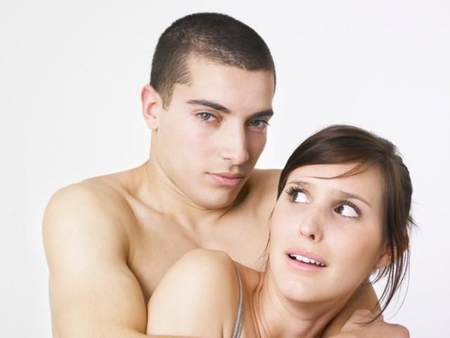 Неприступные женщины любят жесткий секс