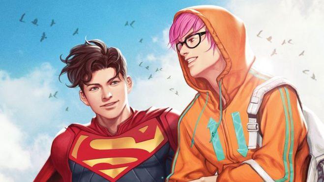 супермен 2021