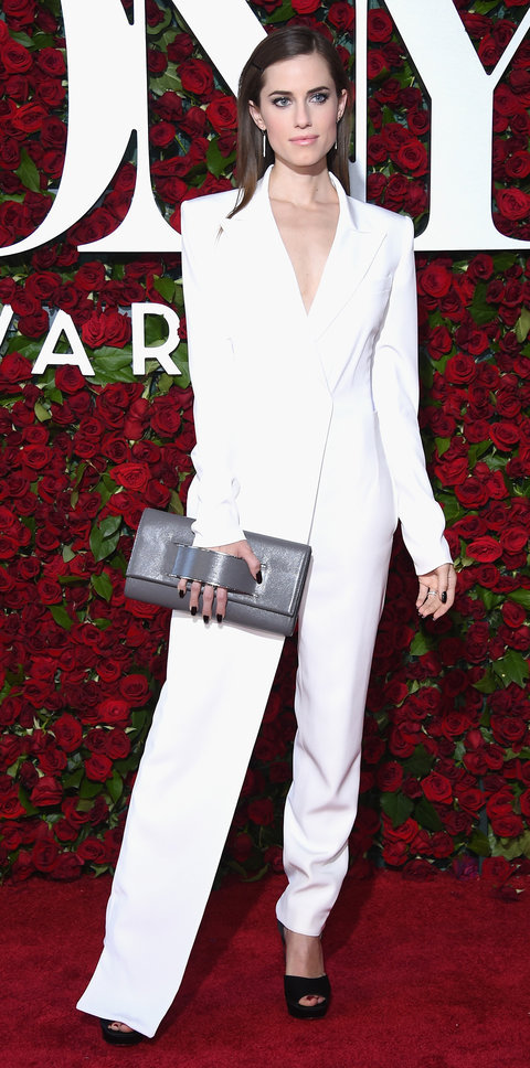 Еллісон Вільямс на червоній доріжці Tony Awards 2016