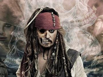 Пираты Карибского моря 5. Трейлер