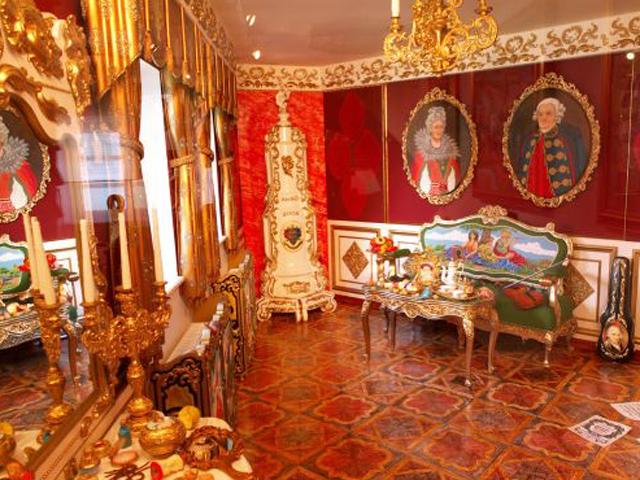 Музей марципанів Лайоша Копчика