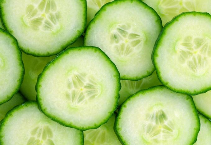 Як заморозити огірки