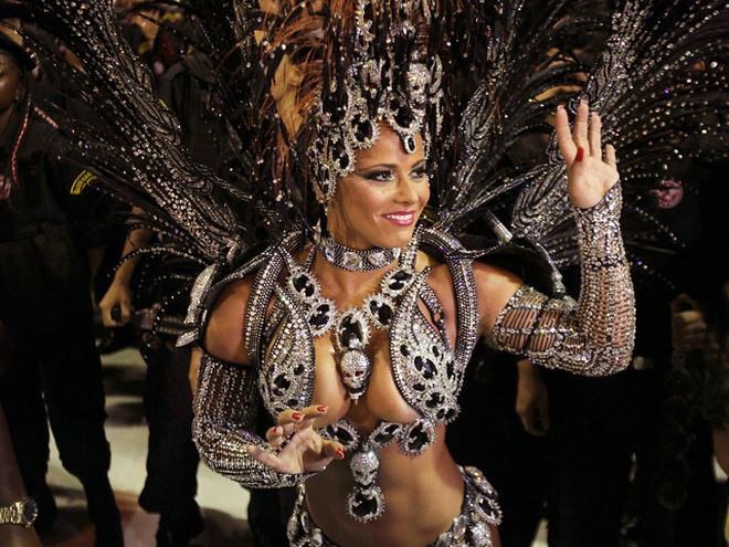 Самая сексуальный карнавал видео