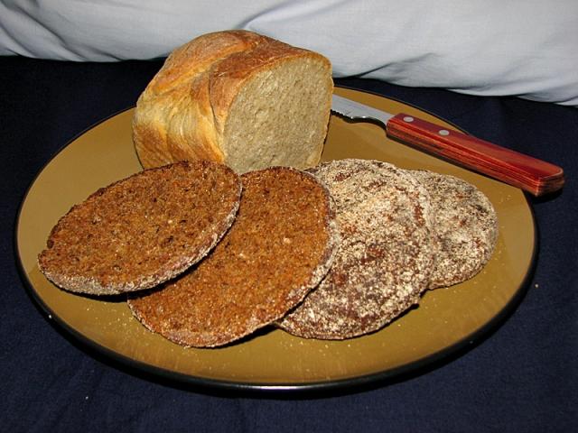 5 британських страв для справжніх цінителів їжі: Картопляний хліб