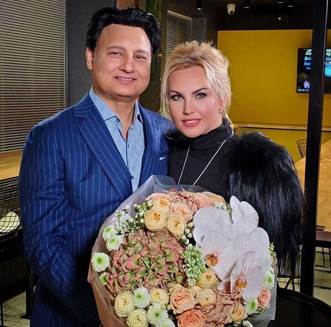 Камалия и Мохаммад Захур