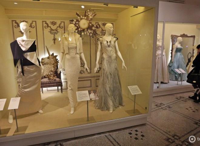 Музей моды и текстиля в Лондоне