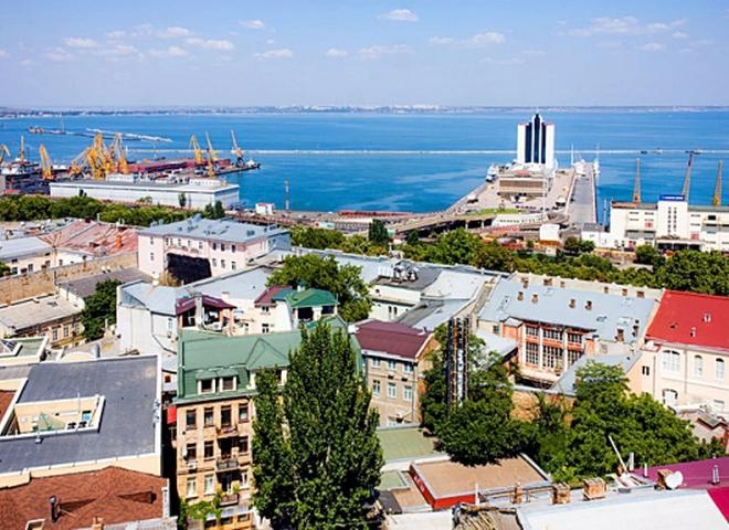 Точний час в Одесі