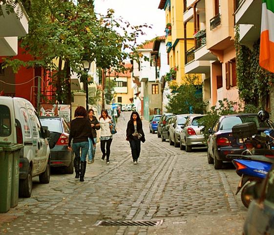 Цікаві місця Салоніки: Ано Полі
