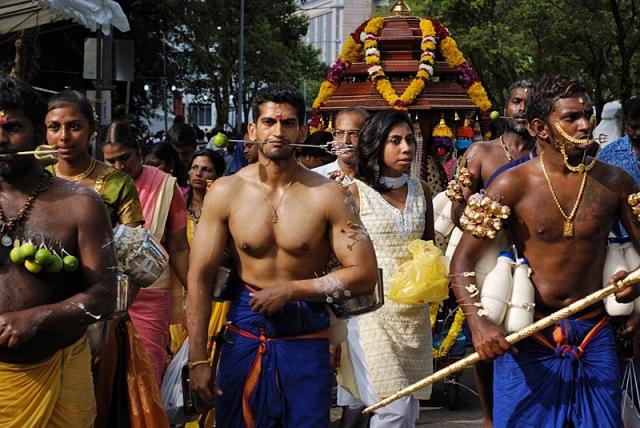Фестивалі лютого: Тайпусам в Індії