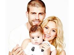 Шакира показала повзрослевшего сына
