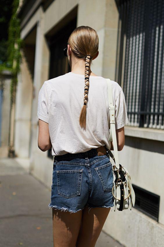 Модные прически на грязные волосы