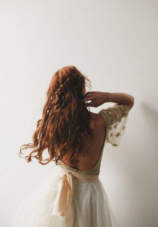 Рутинный уход за волосами