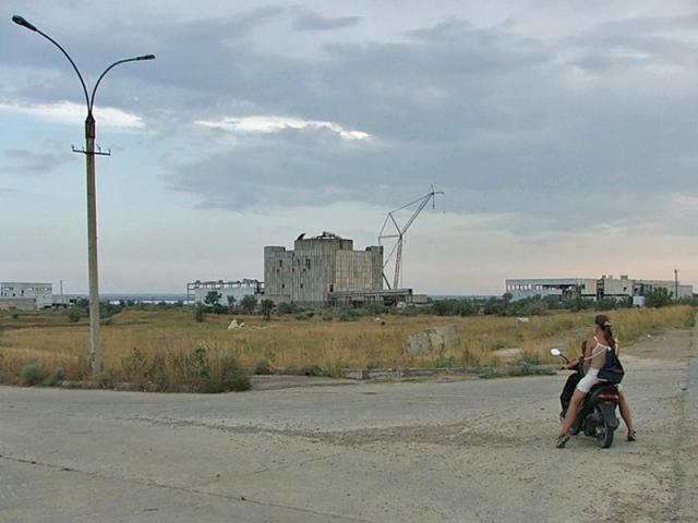Індустріальний туризм: Кримська АЕС в Щолкіно