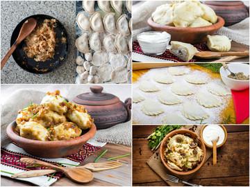 Старый Новый год: рецепты украинских вареников