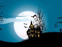 Ночь в Хеллоуин