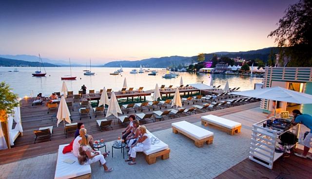Куди поїхати вагітним: My lake hotel