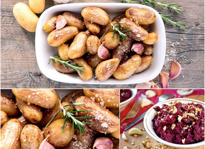 Картошка в духовке подробный рецепт