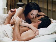 Сексуальные поцелуые