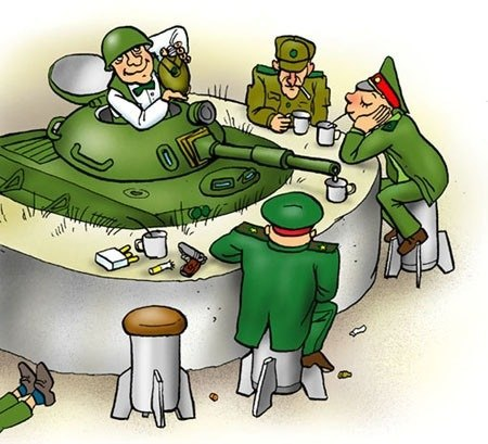 сценарий встречи из армии тематический Первого