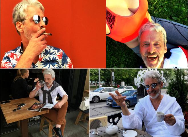 """Прокинутися знаменитим: як маркетолог і блогер """"розкрутили"""" Інстаграм звичайного пенсіонера"""