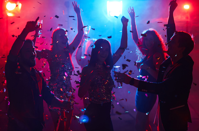 Ночные клубы под открытым небом в Киеве