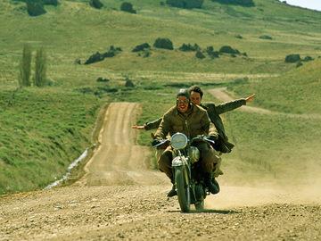 Кинотуризм: Дневники мотоциклиста