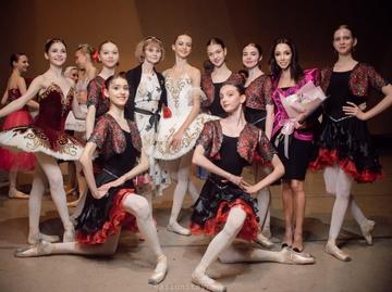 Випускний концерт Київського державного професійного хореографічного коледжу під керівництвом Катерини Кухар