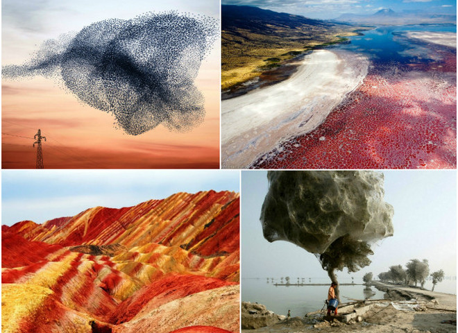 10 неймовірних природних явищ: це потрібно побачити