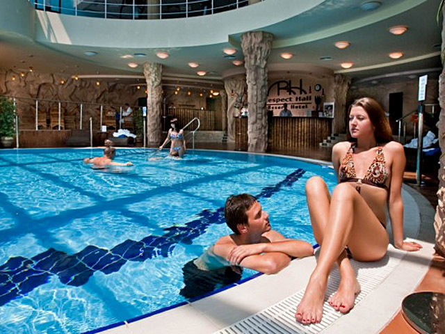 Отель «Respect Hall Resort & SPA», Ялта, Кореиз