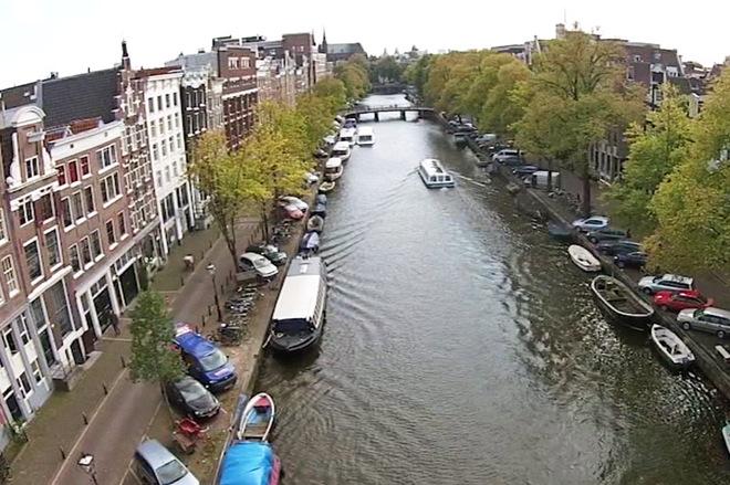 Подорож Амстердамом на автомобілі