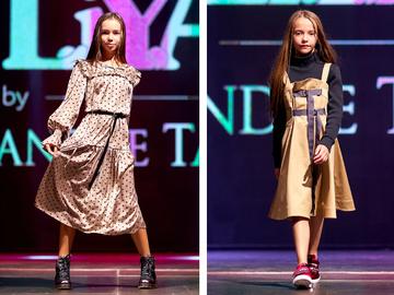 Коллекция подростковой одежды Andre Tan Easy осень-зима 2021-2022