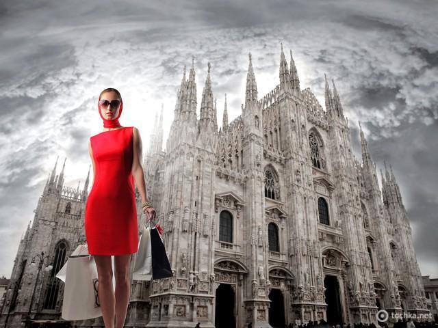 Шопінг в Мілані