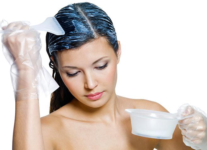 Как избавиться от краски для волос от кожи