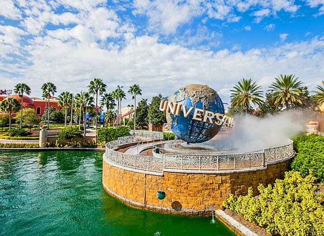 Universal Studio в Орландо