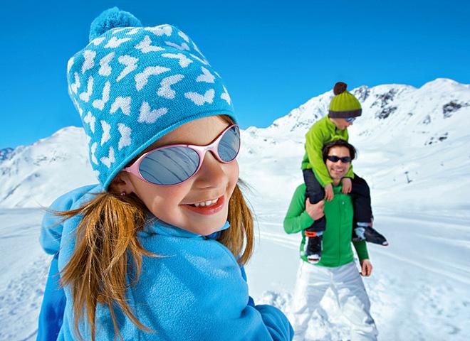 Зимовий відпочинок в Австрії