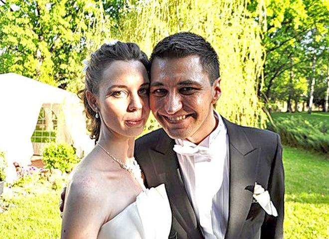 Свадьба Романа Ландика