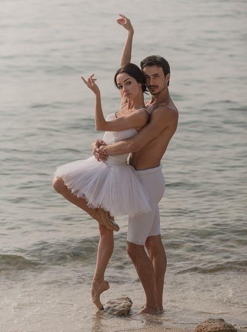 Зірки на відпочинку: артисти балету Катерина Кухар та Олександр Стоянов розповіли про відпустку