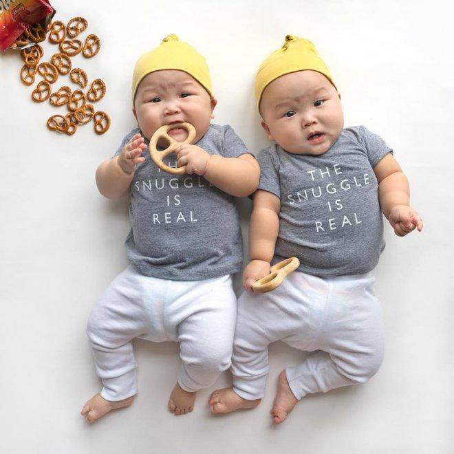 Стильные близняшки из Сингапура стали звездами Инстаграм