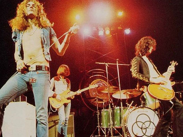 the history of the great hard rock group led zeppelin