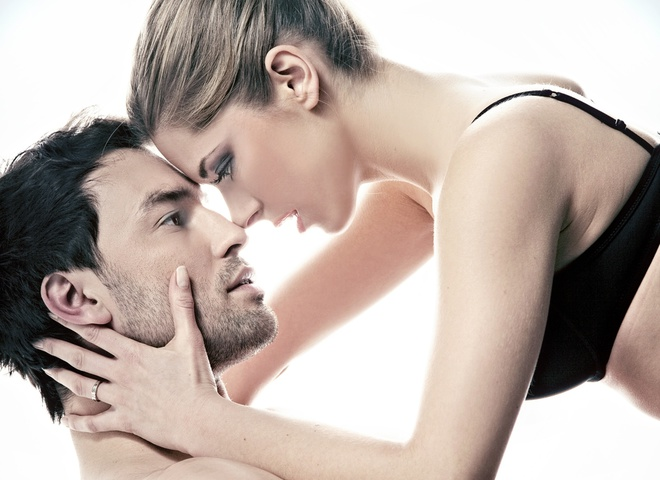 Секс с любовником долгий и желанный