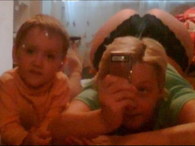 мама с сыном голые фото из вк