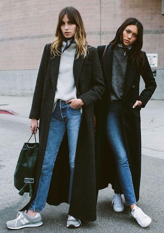 Маст-хэв зимы 2016: как носить длинное пальто